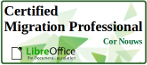 Certified LibreOffice Migration Professional
